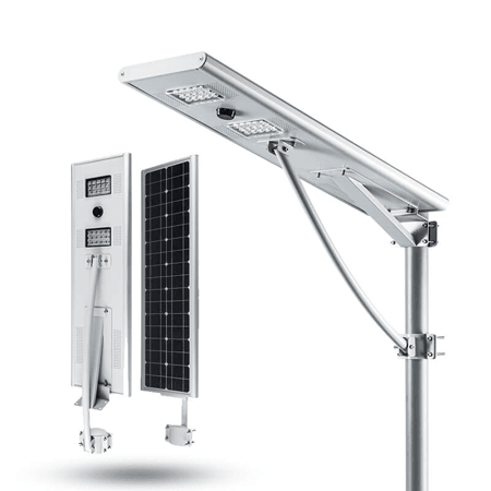classic all in one solar street light